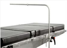 Рамка анестезиологического экрана с зажимом